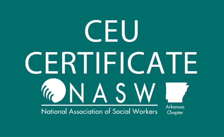 CEU Certificate | National Association of Social Workers